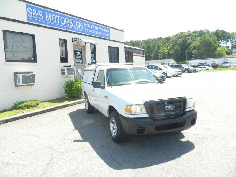2011 Ford Ranger for sale at S & S Motors in Marietta GA