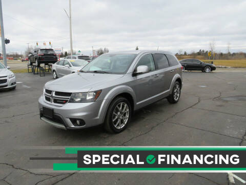 2016 Dodge Journey for sale at A to Z Auto Financing in Waterford MI