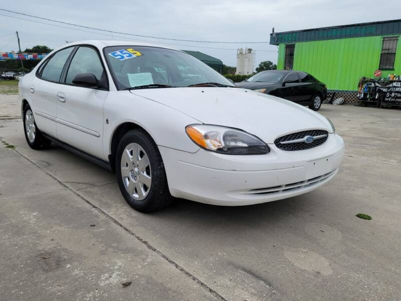 2002 Ford Taurus for sale at Warren's Auto Sales, Inc. in Lakeland FL