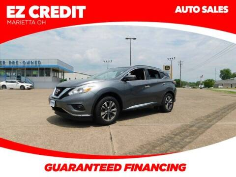 2017 Nissan Murano for sale at Pioneer Family preowned autos in Williamstown WV