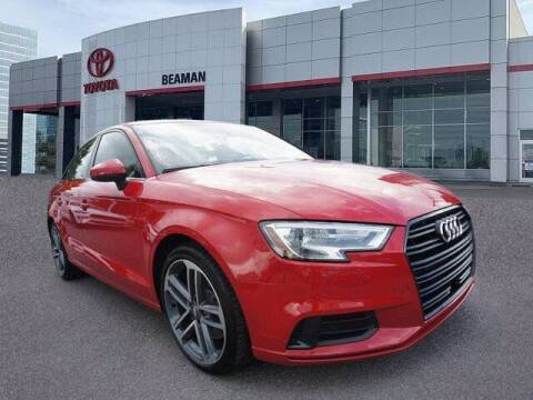 2019 Audi A3 for sale at BEAMAN TOYOTA in Nashville TN