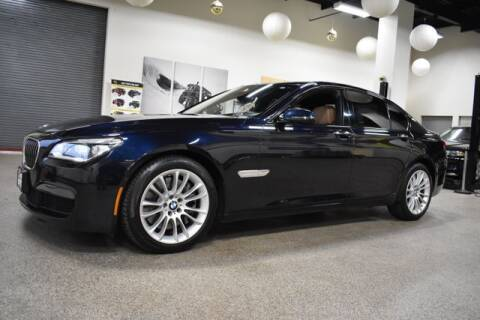 2015 BMW 7 Series for sale at DONE DEAL MOTORS in Canton MA