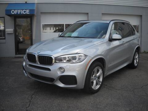 2016 BMW X5 for sale at Best Wheels Imports in Johnston RI