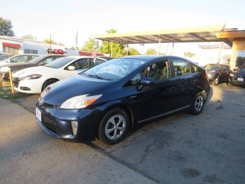 2012 Toyota Prius for sale at Nile Auto Sales in Denver CO