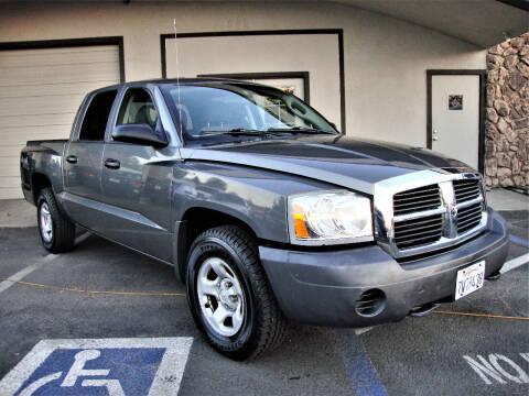 2005 Dodge Dakota for sale at DriveTime Plaza in Roseville CA