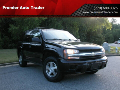 2006 Chevrolet TrailBlazer for sale at Premier Auto Trader in Alpharetta GA