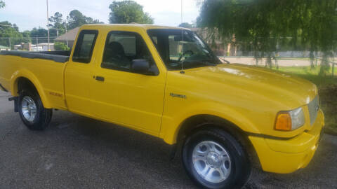 2002 Ford Ranger for sale at Haigler Motors Inc in Tyler TX