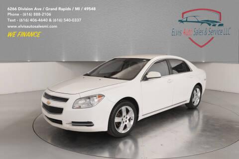 2011 Chevrolet Malibu for sale at Elvis Auto Sales LLC in Grand Rapids MI