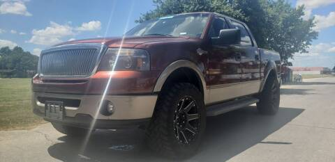 2006 Ford F-150 for sale at C.J. AUTO SALES llc. in San Antonio TX