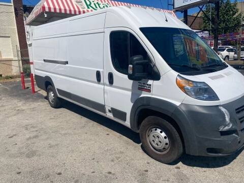 2016 RAM ProMaster Cargo for sale at AUTO DEALS UNLIMITED in Philadelphia PA