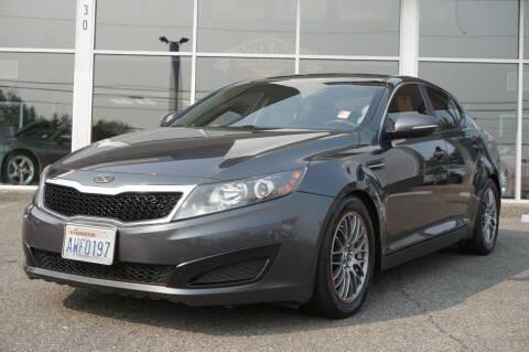 2011 Kia Optima for sale at West Coast Auto Works in Edmonds WA