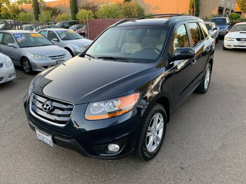 2011 Hyundai Santa Fe for sale at C. H. Auto Sales in Citrus Heights CA