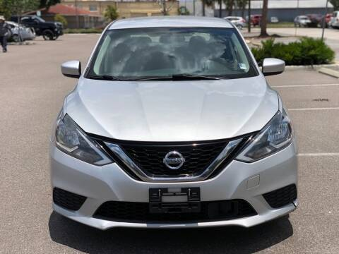 2018 Nissan Sentra for sale at Carlando in Lakeland FL
