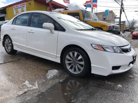 2011 Honda Civic for sale at Deleon Mich Auto Sales in Yonkers NY