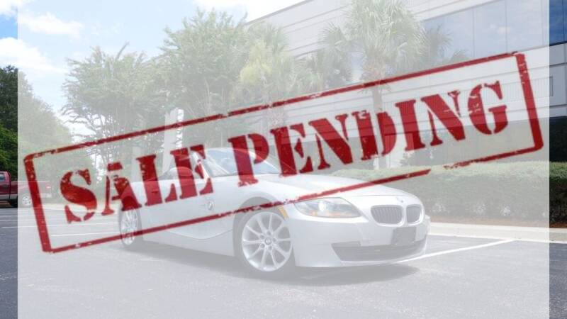 2006 BMW Z4 for sale at Precision Auto Source in Jacksonville FL