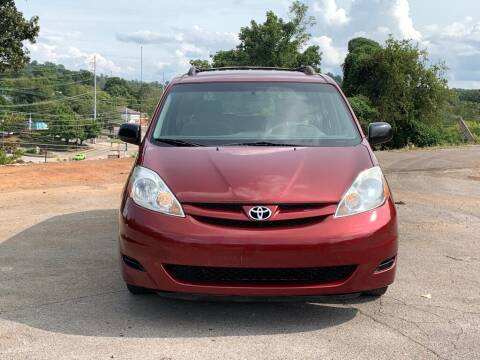 2008 Toyota Sienna for sale at Car ConneXion Inc in Knoxville TN