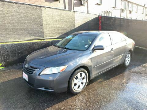 2007 Toyota Camry for sale at McManus Motors in Wheat Ridge CO