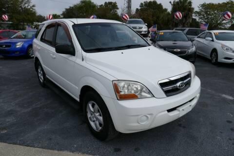 2009 Kia Sorento for sale at J Linn Motors in Clearwater FL