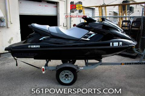 2014 Yamaha FX Cruiser SVHO® for sale at Powersports of Palm Beach in Hollywood FL