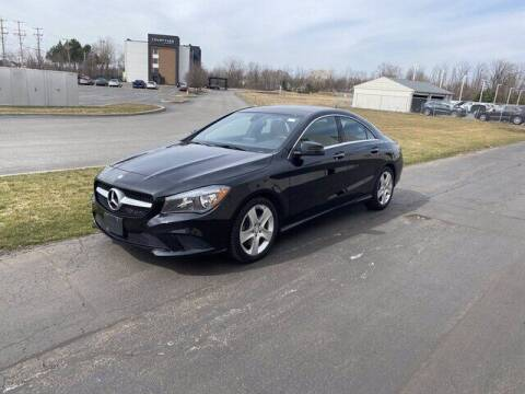2015 Mercedes-Benz CLA for sale at Cappellino Cadillac in Williamsville NY
