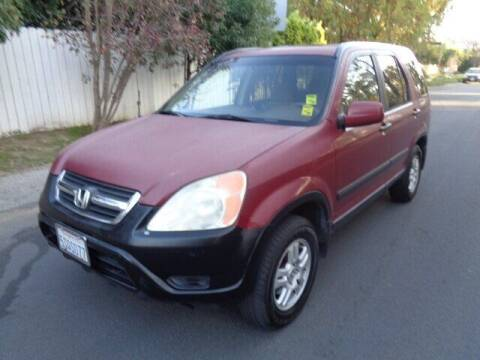 2002 Honda CR-V for sale at Boktor Motors in North Hollywood CA
