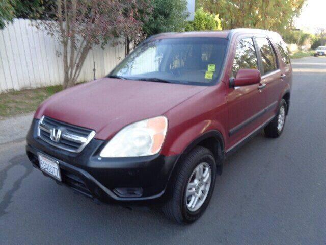 2002 Honda CR-V for sale at Boktor Motors in North Hollywood CA