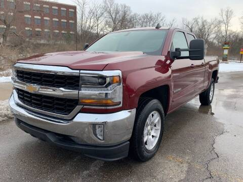 2017 Chevrolet Silverado 1500 for sale at JRB Automotive LLC in Rochester MI
