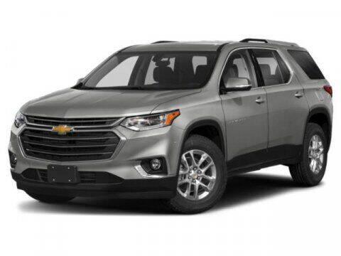 2020 Chevrolet Traverse for sale at Jimmys Car Deals at Feldman Chevrolet of Livonia in Livonia MI