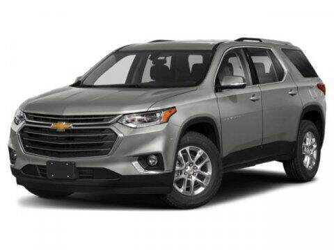 2020 Chevrolet Traverse for sale at Strosnider Chevrolet in Hopewell VA