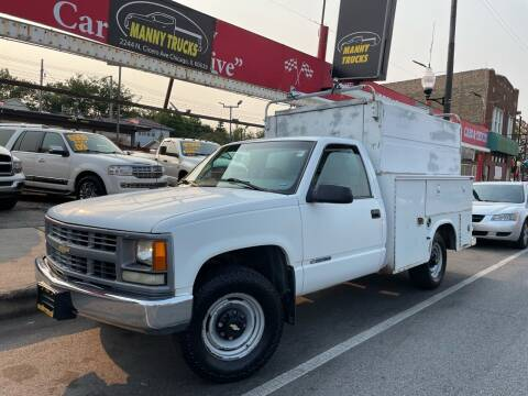 2000 Chevrolet C/K 2500 Series for sale at Manny Trucks in Chicago IL