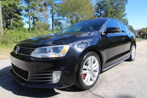 2012 Volkswagen Jetta for sale at Oak City Motors in Garner NC
