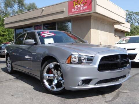 2014 Dodge Charger for sale at KC Car Gallery in Kansas City KS