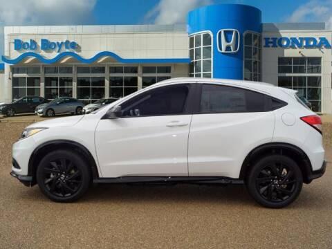 2021 Honda HR-V for sale at BOB BOYTE HONDA in Brandon MS