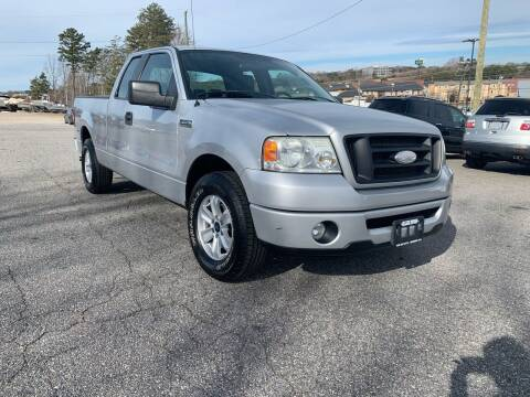 2008 Ford F-150 for sale at Hillside Motors Inc. in Hickory NC