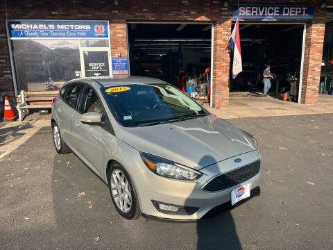 2015 Ford Focus for sale at Michaels Motor Sales INC in Lawrence MA