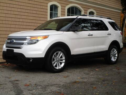 2011 Ford Explorer for sale at Car and Truck Exchange, Inc. in Rowley MA