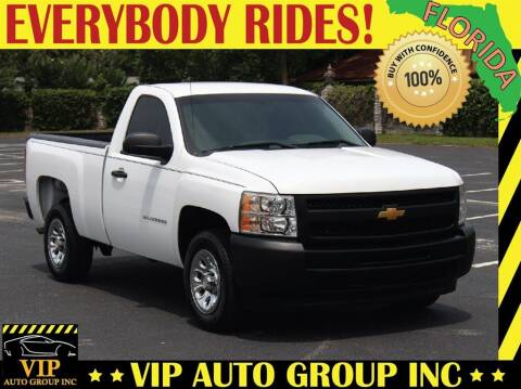 2013 Chevrolet Silverado 1500 for sale at VIP Auto Group in Clearwater FL
