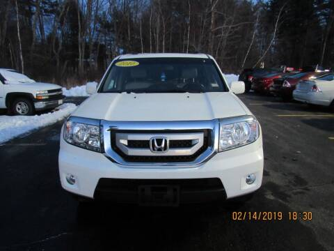 2010 Honda Pilot for sale at Heritage Truck and Auto Inc. in Londonderry NH