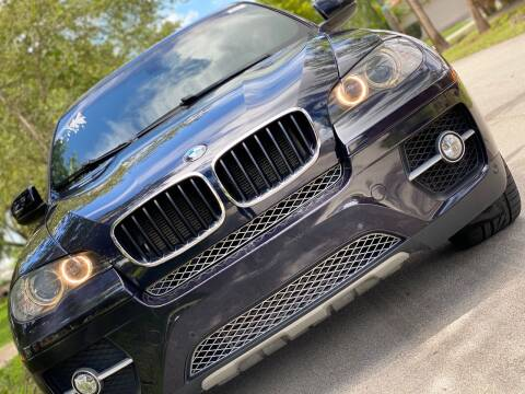 2008 BMW X6 for sale at HIGH PERFORMANCE MOTORS in Hollywood FL