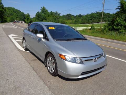 2007 Honda Civic for sale at Car Depot Auto Sales Inc in Seymour TN