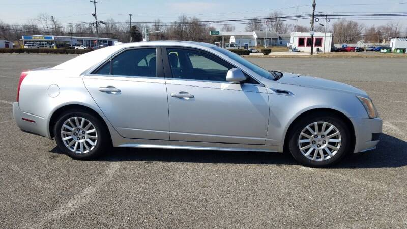 2011 Cadillac CTS for sale at Wrightstown Auto Sales LLC in Wrightstown NJ