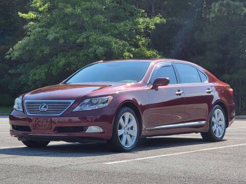 2008 Lexus LS 600h L for sale at United Auto Gallery in Suwanee GA