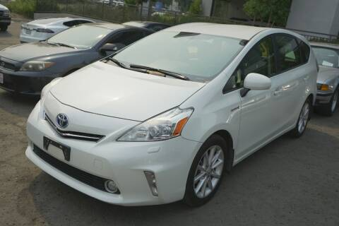 2012 Toyota Prius v for sale at Sports Plus Motor Group LLC in Sunnyvale CA
