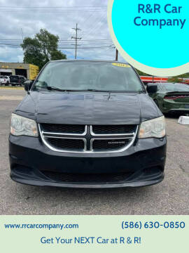 2012 Dodge Grand Caravan for sale at R&R Car Company in Mount Clemens MI