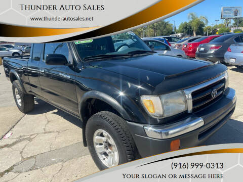 1999 Toyota Tacoma for sale at Thunder Auto Sales in Sacramento CA