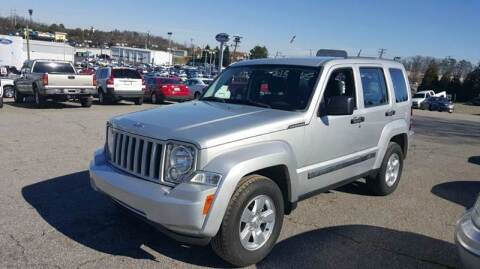 2010 Jeep Liberty for sale at Hillside Motors Inc. in Hickory NC