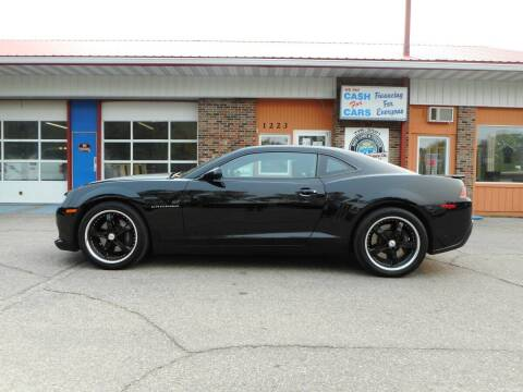 2014 Chevrolet Camaro for sale at Twin City Motors in Grand Forks ND