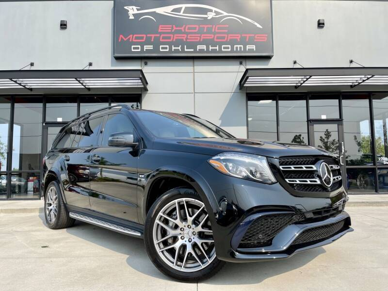 2019 Mercedes-Benz GLS for sale at Exotic Motorsports of Oklahoma in Edmond OK