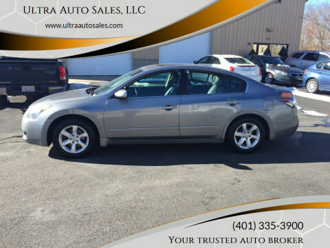 2009 Nissan Altima for sale at Ultra Auto Sales, LLC in Cumberland RI