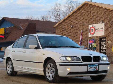 2004 BMW 3 Series for sale at Big Man Motors in Farmington MN